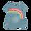 Thumbnail: Boboli Vestito 237068-BLEACH