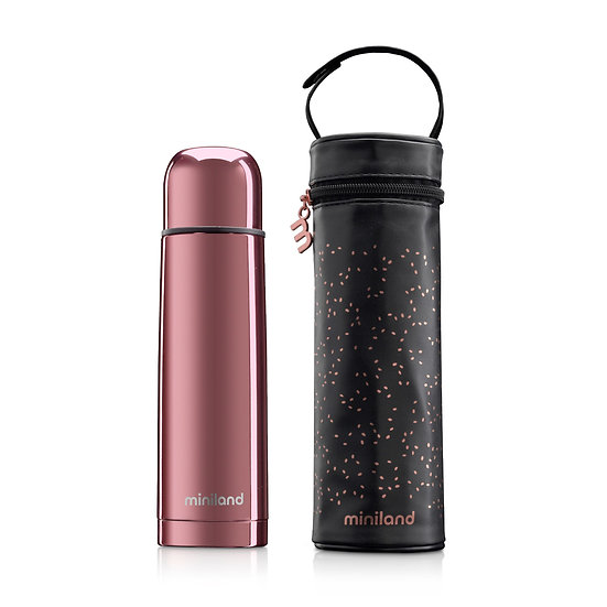 Miniland Thermos Deluxe Rose 89257