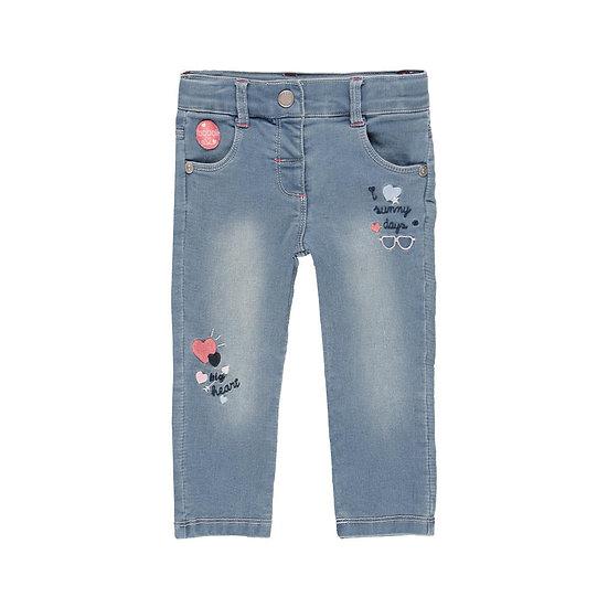Boboli Pantalone 212027-BLEAC