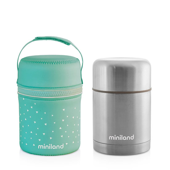 Miniland Thermos Pappa Steel Food Thermos 600ml 89223