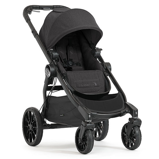 BabyJogger Passeggino Gemellare/Fratellare City Select Lux
