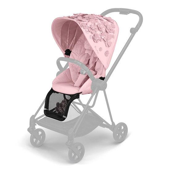 Cybex Platinum Seduta Lux Mios Simply Flowers Pink