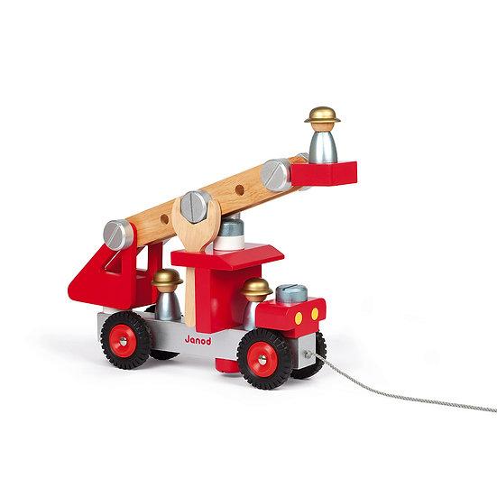 Janod Camion dei Pompieri J06498