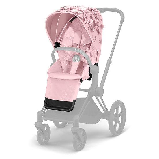 Cybex Platinum Seduta Lux Priam Simply Flowers Pink