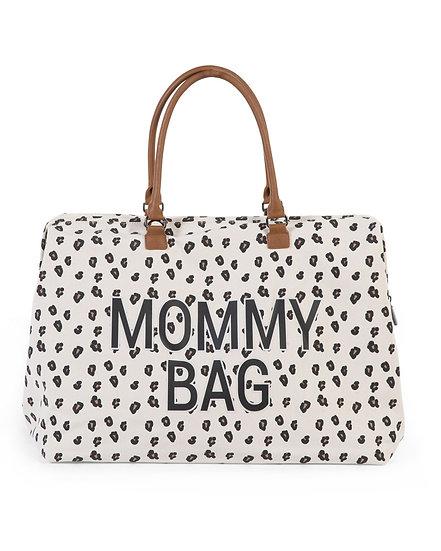 Childhome Mommy Bag Borsa Cambio Leopard