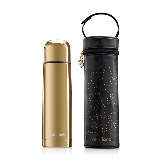 Miniland Thermos Deluxe Gold 89256