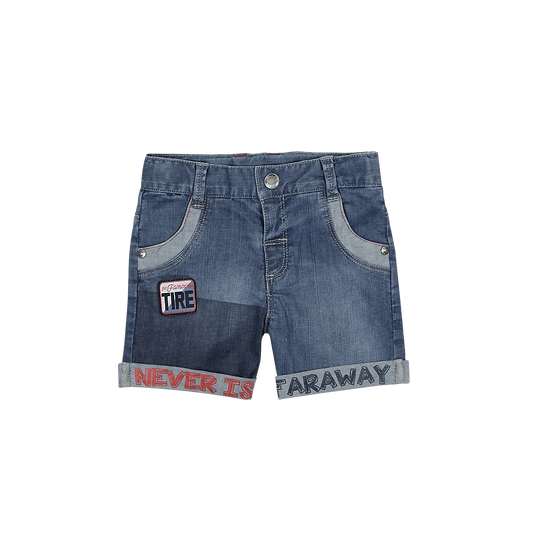 Boboli Pantaloncino 327079-BLUE