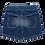 Thumbnail: Boboli Pantaloncino 399067-BLUE