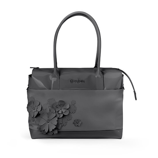 Cybex Platinum Borsa Cambio Simply Flowers Grey
