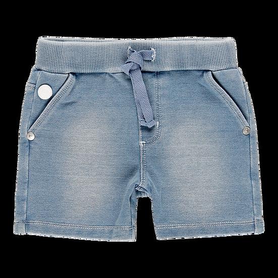 Boboli Pantaloncino 399067-BLEACH