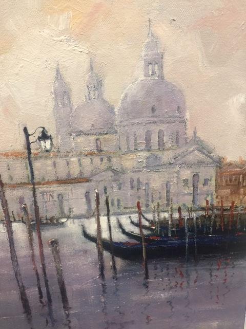 Santa Maria Del Salute | Peter Fennel .J