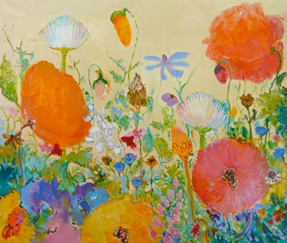 Eva Hannah | Poppies and Other Things |
