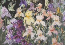 Dianne Ogg - Frivolity in the Iris Garde
