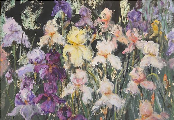 Dianne Ogg - Frivolity in the Iris Garde