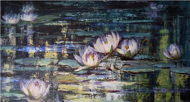 Dianne Ogg - Monet's Water Garden.png