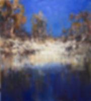 Ken Knight _ Harden Waterhole _ 110 x 10