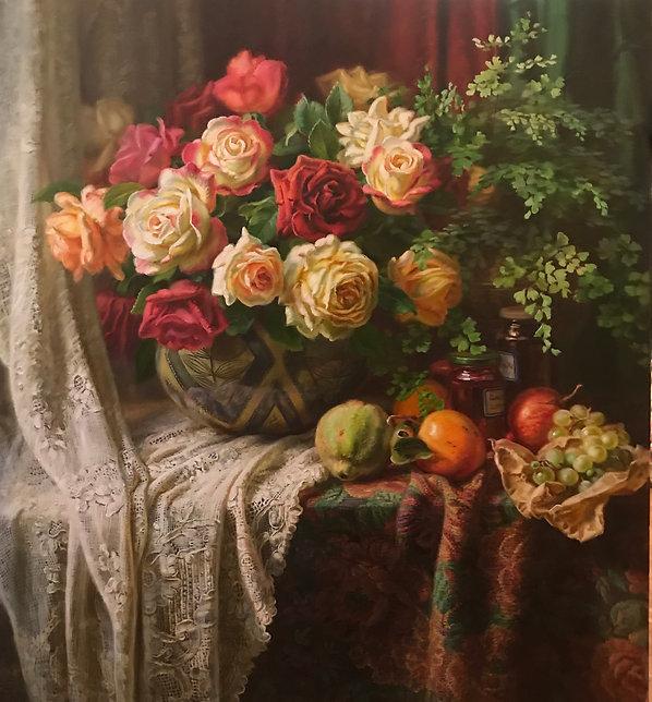 Ann Morton | Autumn Harvest
