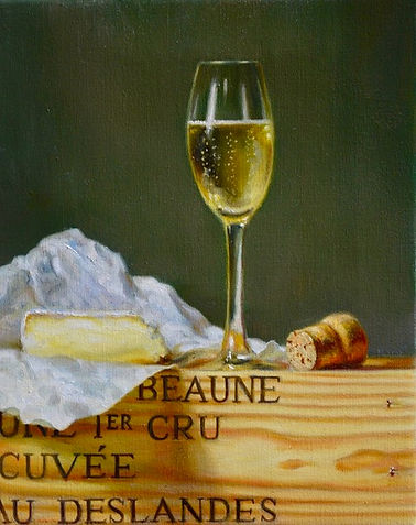 Ann Morton _ Champagne & Fromager d'Affi
