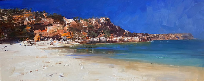 Ken Knight _ Silica Beach -The Kimberley