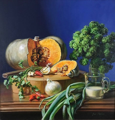 Ann Morton _ Pumpkin Soup