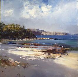 Ken Knight _ Balmoral Beach _ 130 x 133