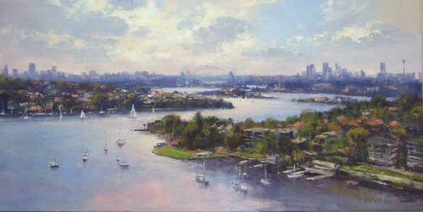 Ted Lewis | From Gladesville Bridge | 61