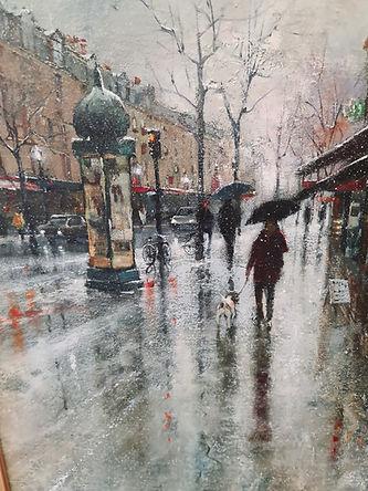 Peter Fennell_A Winter Walk