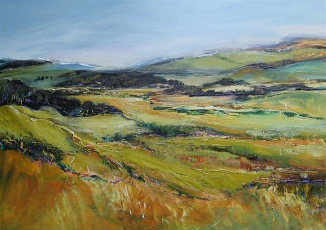 Sue Fyfe The Valley to Thredbo