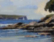 David Welch_Yachts on Sydney Harbour.web