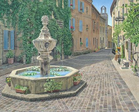 Floral Fountain, France.jpg