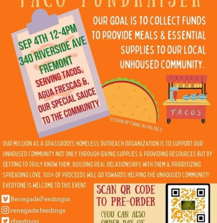 Fundraiser Date & Locale Change!