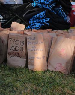 Our Prep Bags