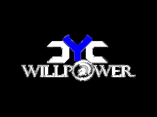 willpower espartano y d y c TRANSPARENTE