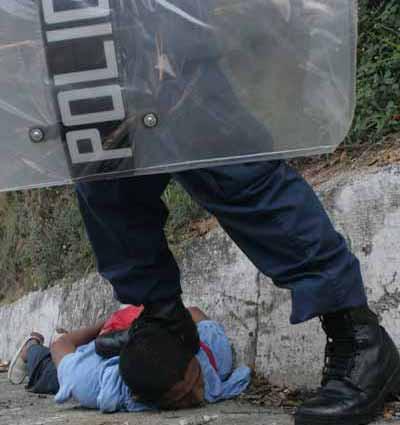 policia ecuador
