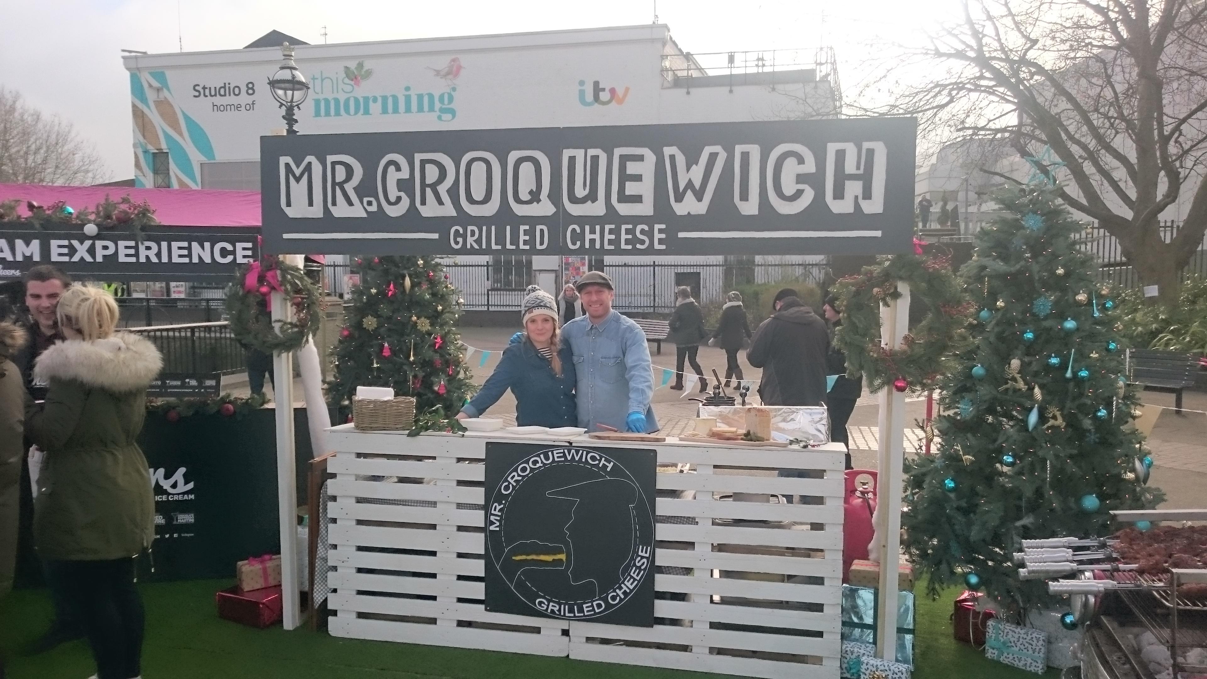 Mr Croquewich Cardiff