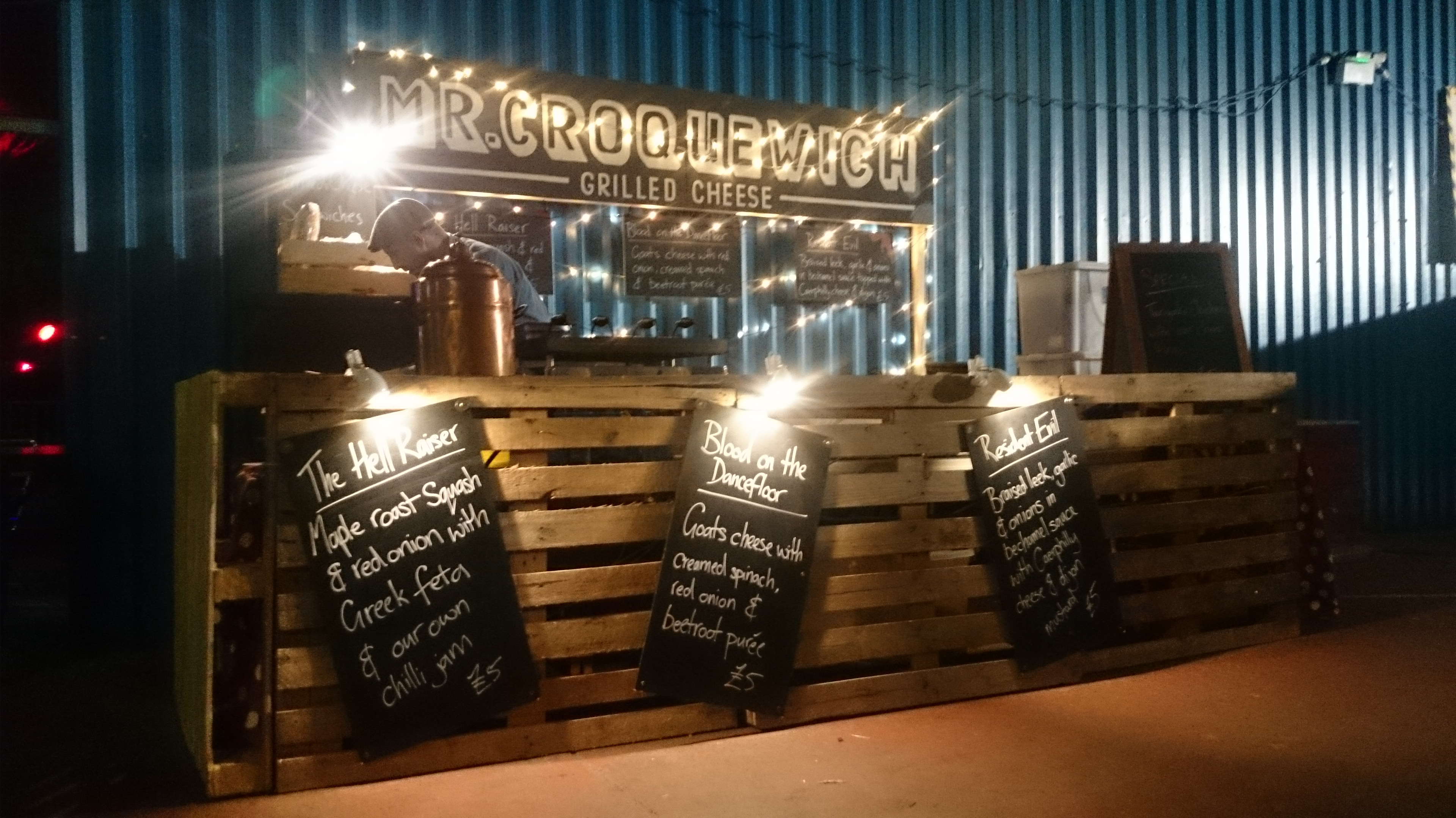 Festival Cardiff Street food