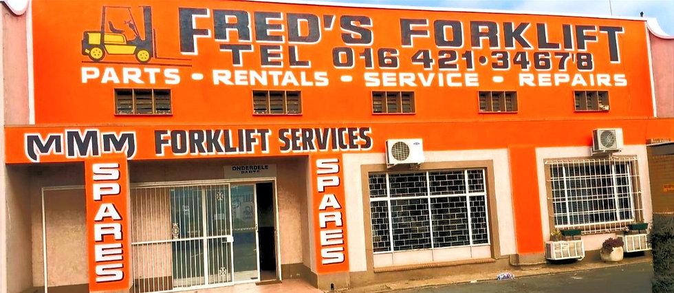 Fred's Forklift