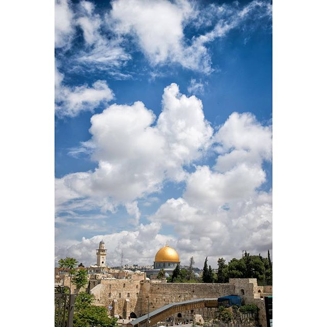Jerusalem, you take my breath away