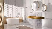 Dornbracht-Vaia-Platinum-matte-Bathroom.