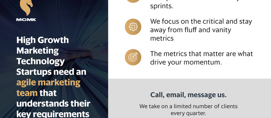 Agile Marketing Projects
