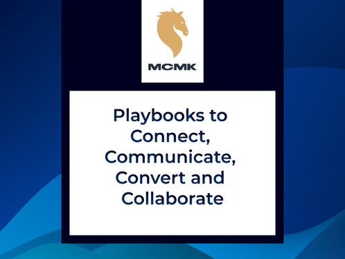 Playbooks, programs and campaigns that resonate with people not just personas