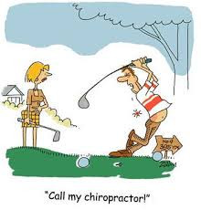 Chiropractor NW Calgary for Golf Injury