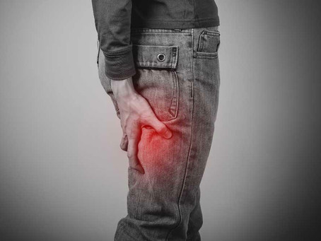 Sciatica & Finding Positions of Relief