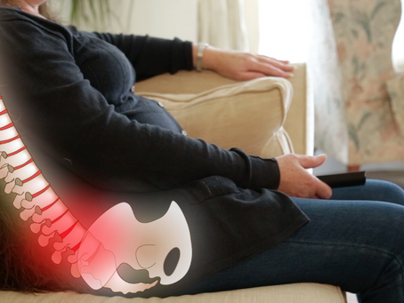 Is your sofa causing your back pain?
