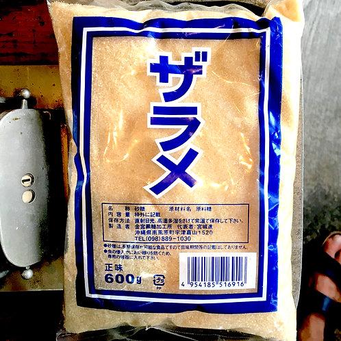 Okinawa brown sugar