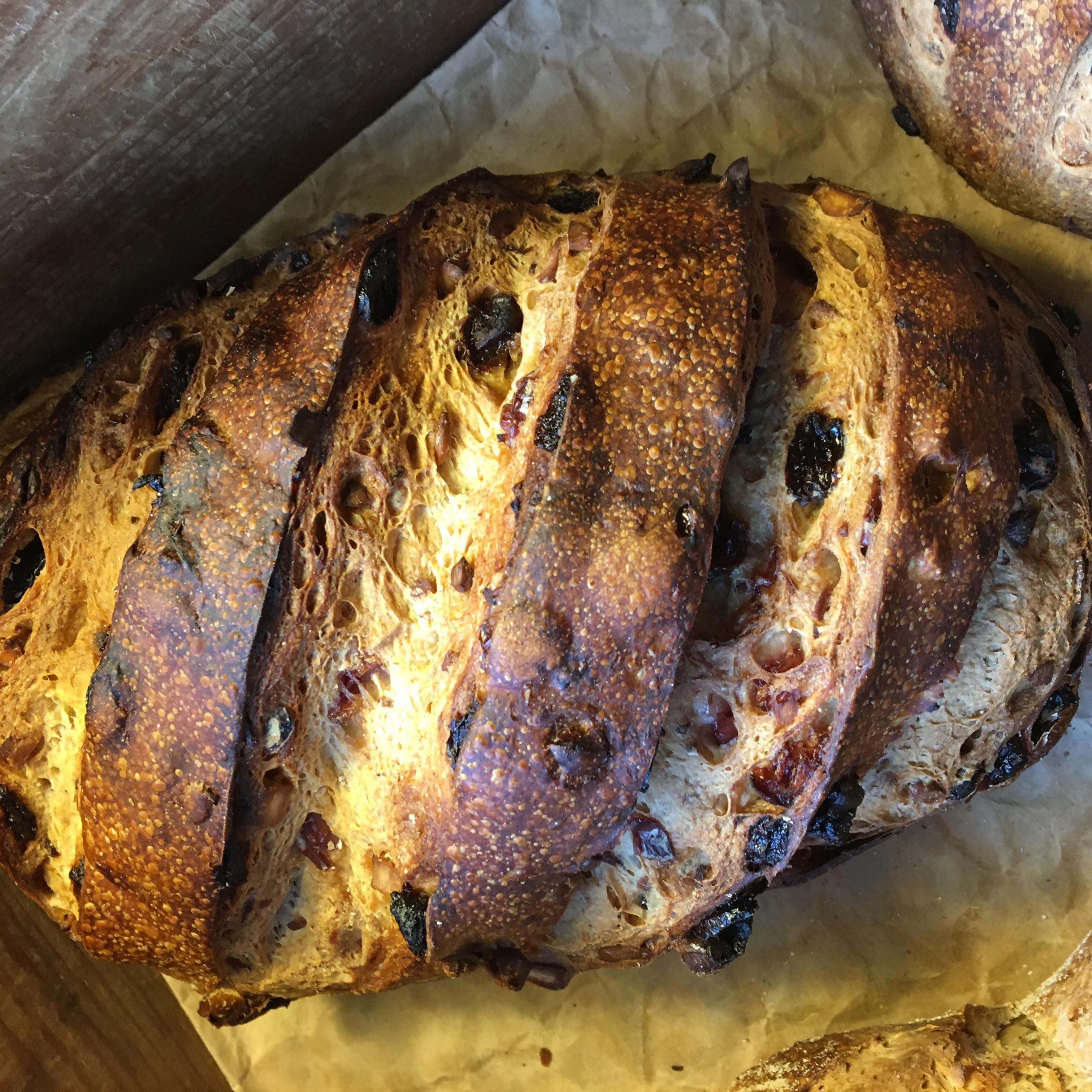 Hako's artisan breads