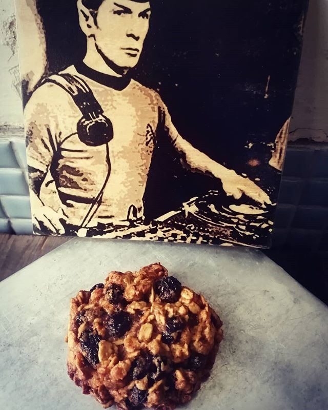 DJ Spock's fav cookie is _The Summer of