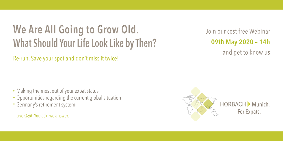 We Are All Going to Grow Old - RE-RUN!