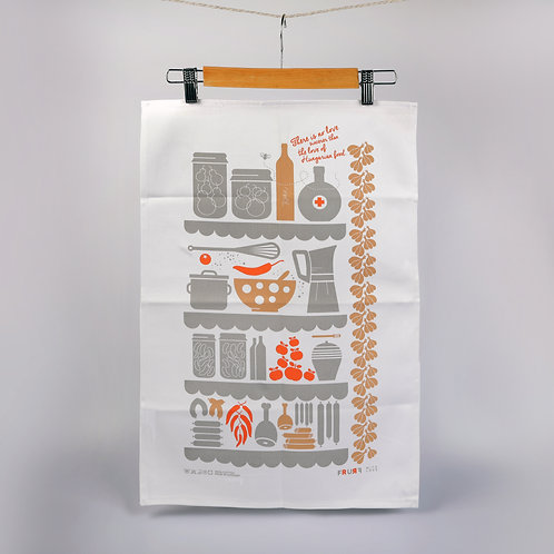 tea towels (hungarian food)