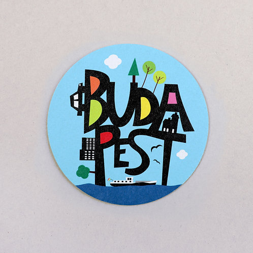 coaster (Buda and pest)